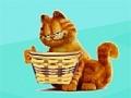 Igra Garfield Eggs Catch