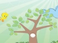Spiel Tweety's Color Safari