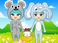 Gioco Cute Animal Costume