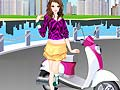 Игра Scooter Girl