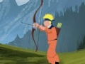 Cluiche Naruto Bow and Arrow Practice