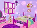 Gioco Purple Bedroom