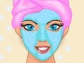 Game Barbie's Wedding Facial Makeover