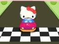 Igra Hello Kitty Car Race