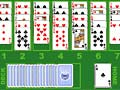 Spel Crystal Golf Solitaire