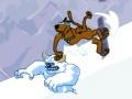 খেলা Scoobu-Doo! Snow Show