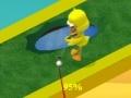 Spiel Canard Golfeur