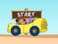 Spel Dora at the beach