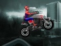 Игра Spider man rush
