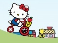 Игра Hello Kitty City Ride