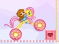 Игра Rainbow pony ride