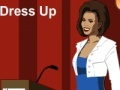 Игра Michelle Obama dress up