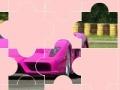 Hry Pink Racing Car