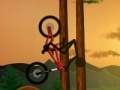 Игра Stickman dirtbike