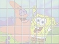 Sort My Tiles: Sponge Bob and Patrick קחשמ