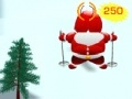 Juego Santa Snowboard