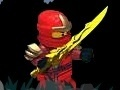 Mäng Lego Ninja Go Forest Monster