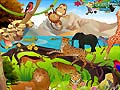 Игра Animal Park Hidden Number