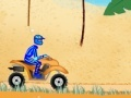 Spiel Tropical ATV Race