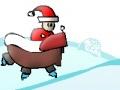 Игра Santa's rampage
