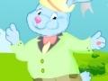 Spiel Easter rabbit dress up