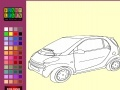 Gra Fast wheel car coloring