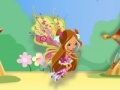Game Winx Club Flora Believix