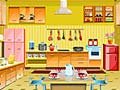 Game Kitchenette Decoration