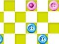 খেলা Koffii checkers