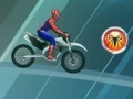 Spel Spider Ice Bike