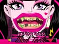 Игра Draculaura Bad Teeth