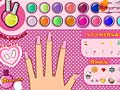 Game Fashionable Nail Art