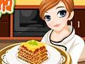 Παιχνίδι Tessas Lasagne