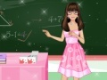 Игра Soft Teacher Dress Up