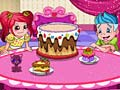 Spel Delicious Cake Dinner Party