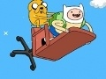 Spiel Adventure Time: Finn Up!