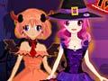 Игра Twins Halloween