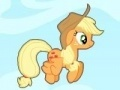 Spēle Flappy Little Pony