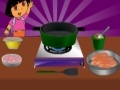 Игра Dora Moroccan Chicken Recipe