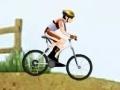 Gioco The race on a mountain bike