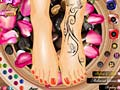 Fancy Foot Pedicure ﺔﺒﻌﻟ