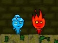 Spēle Fireboy and Watergirl 3: In The Forest Temple