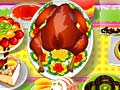 Игра Thanksgiving Dinner Decoration
