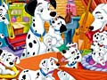 Game Dalmatians Rotate Puzzle