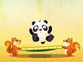 Gioco Panda Jump