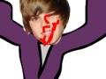 Game Hit Justin Bieber!