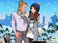 Игра Winter Couple Dating