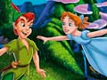 Game Peter Pan Puzzle