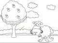 Permainan Mewarnai Domba Lucu Online Bermain Secara Gratis