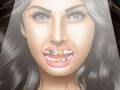 Spiel Megan Fox at dentist
